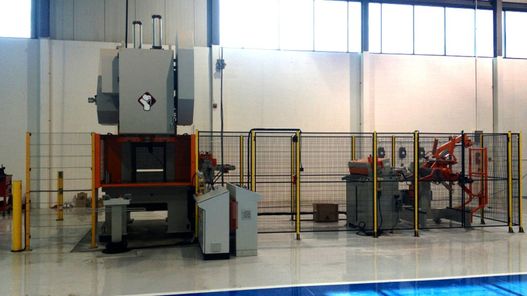 Complete production plants - SanGiacomo Presse